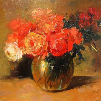 dan mircea art tablouri pictate in ulei sau acril pe pânză cartonată